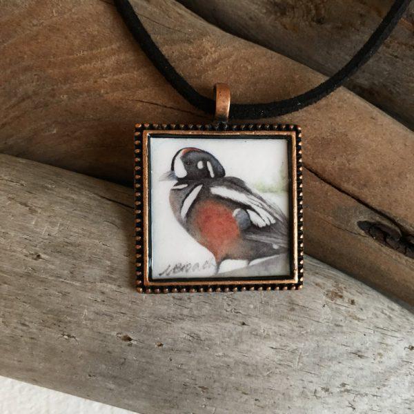 Wild-Art-Watercolors-duck-pendant