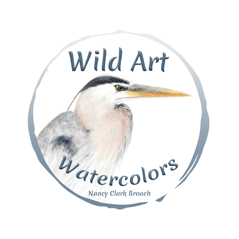 Wild Art Watercolors logo